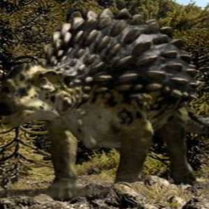 Walking With Dinosaurs Ankylosaurus DVD BBC Walking With D...